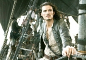 Orlando Bloom Has A Case Of Barnacle Face In A New Pirates of the Caribbean Clip