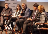 TheWrap Screening Series: 'Imitation Game' Filmmakers on Casting Benedict Cumberbatch and Going Indie (Video)