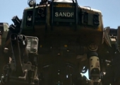 The newest trailer for Neill Blomkamp's Chappie brings the big guns