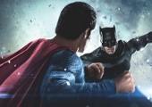 Son of Krypton & Bat of Gotham face off in new Batman V Superman posters