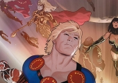 'The Eternals' Join the Marvel Cinematic Universe, Chloe Zhao to Direct