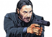 John Wick will deliver head shots in comic form with his own series