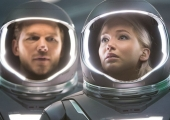 Passengers Review: Pratt & Lawrence Can't Save This Sinking Ship