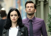Kilgrave is back in action in Jessica Jones season two set photos