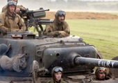 Sound Off: David Ayer's WWII Tank Movie 'Fury' - Your Thoughts?