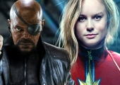 Nick Fury to Return in Captain Marvel?