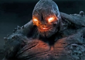 Concept artist reveals early look of Doomsday in Batman V. Superman