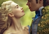 Cinderella Character Posters Conjured Up