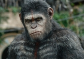 Watch: New Clip From 'Dawn Of The Planet Of The Apes' Shows A Softer Side Plus WETA Featurette Goes Behind-The-Scenes