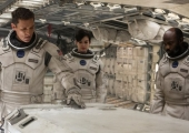 The Cast, Story and a Clip from Interstellar