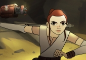 Forces of Destiny Trailer Highlights the Women of Star Wars