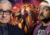 Kevin Smith responds to Martin Scorsese's Marvel comments