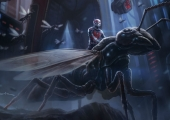Marvel's Ant-Man Wraps Filming