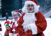 Discover the perfect holiday prescription in this exclusive Bad Santa 2 spot