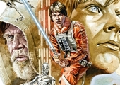 Mark Hamill Calls Leaked Star Wars 9 Poster Fake News