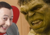 Watch: 'The Avengers: Age of Ultron' Gets Pee-Wee Voiceover & More