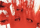 All Eyes Are on This Blood-Soaked Suspiria Pay-Off Poster