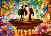 'Book of Life' director talks about the 'heart' of his Best Animated Feature Film contender