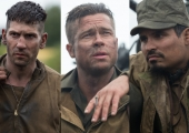 Best and Worst of 'Fury': Logan Lerman, Shia Labeouf, the Horrors of War