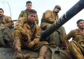 Brad Pitt stars in first footage from Fury: watch now