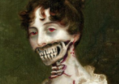 The Wrap Up: The 'Pride and Prejudice and Zombies' Movie Actually Exists and Here's a Photo to Prove It