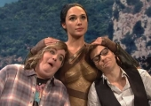Gal Gadot Gets a 'Saturday Night Live' Kiss from Kate McKinnon, Watch the Best & Worst Sketches