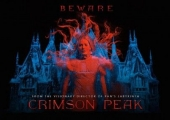 Mia Wasikowska Talks Crimson Peak, Alice in Wonderland 2 & More