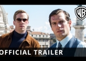 Superman Gets A Bond-Like Makeover In More New THE MAN FROM U.N.C.L.E. Stills