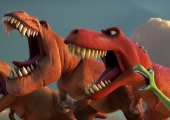Two Unlikely Friends on a Grand Adventure in The Good Dinosaur