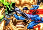BATMAN V SUPERMAN Fight Choreographer Explains How the Two Superheroes Will Square Off
