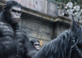 New DAWN OF THE PLANET OF THE APES Poster Is Worthy Of A Place On Your Wall