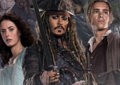 Pirates 5 Posters Unite Jack with New Friends & Old Enemies