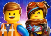 The Lego Movie 2 Review #2: Syrupy Sweet, Big Laughs & Batman's Shredded Abs