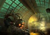Check Out This Concept Art From The Cancelled Bioshock Movie
