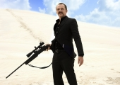'Kill Me Three Times' Trailer: Simon Pegg Has a Mustache, is an Assassin