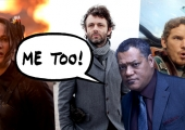 Laurence Fishburne boards Passengers with Jennifer Lawrence and Chris Pratt