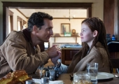 The First Clip from Christopher Nolan's Interstellar Debuts