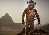 'The Martian' Dominates New Releases on Social Media 4 Weeks After Stellar Box Office Debut