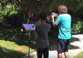 What Happens When Two Kids Play the 'Star Wars' Theme in Front of John Williams' House?