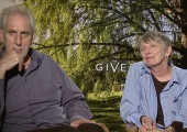 'The Giver' Director, Author on Why Brenton Thwaites' Jonas Was Aged Up; YA Dystopian Trend (Video)