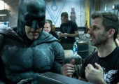 Want To Give ZACK SNYDER The Boot From 'JUSTICE LEAGUE' And The DCEU?
