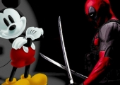 Ryan Reynolds Is Ready for a Deadpool and Mickey Mouse Team-Up