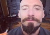 Hugh Jackman Shows Off His Blackbeard Look For Joe Wright's Pan