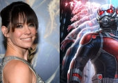 "Evangeline Lilly Provides New ANT-MAN Details; Says It's ""Very Much a Heist Film"""