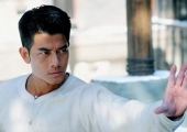 "Aaron Kwok in ""The Monk"""