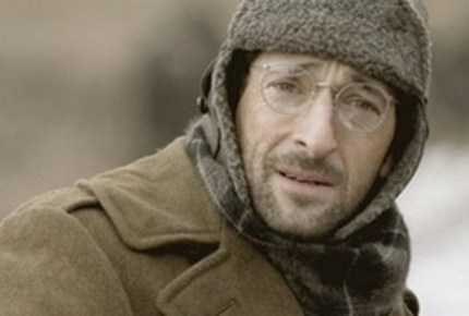 """Adrien Brody in """"Back to 192"""""""