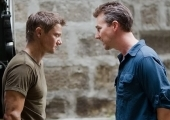 "Jeremy Renner and Edward Norton Face Off in ""The Bourne Legacy"""