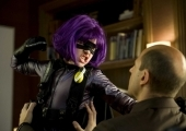 "Chloe Moretz in ""Kick-Ass"""