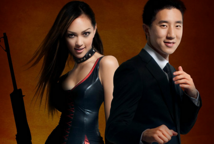 "Jaycee Chan in ""Double Trouble"""