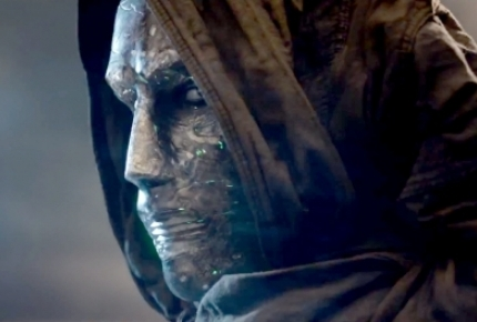 "Dr. Doom in ""Fantastic Four"""